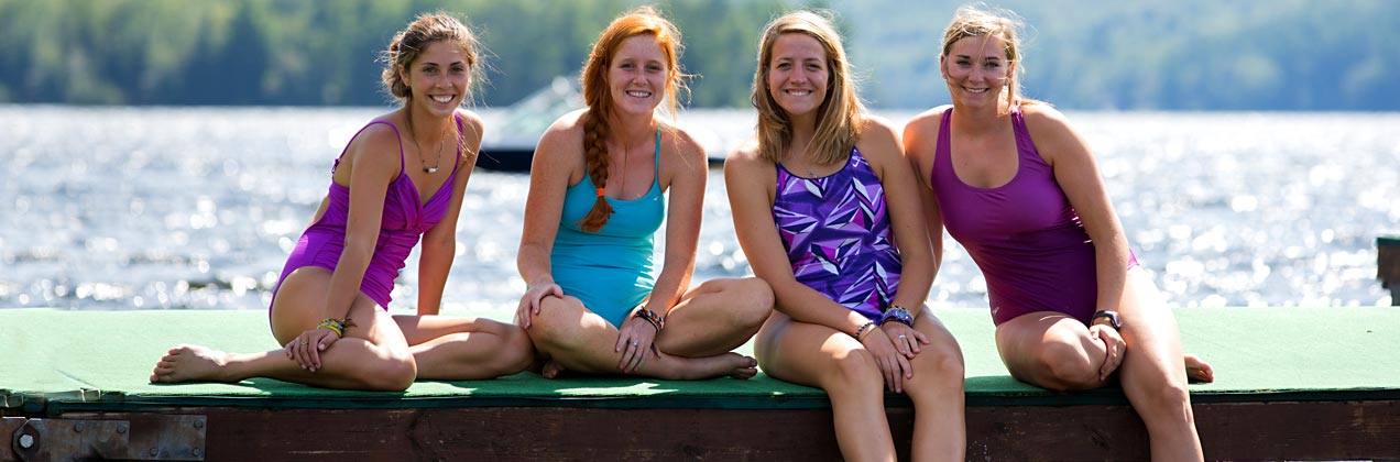 sexy girls at summer camp counselor pics